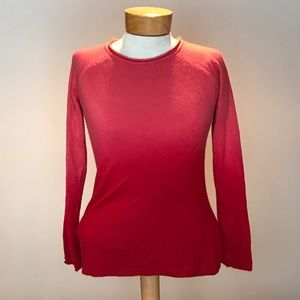 Maternity ombré sweater by Mimi. Size small